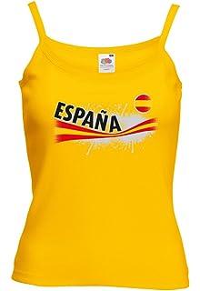 world-of-shirt Damen T-Shirt Schweiz Kreuz Lady Fit Strap