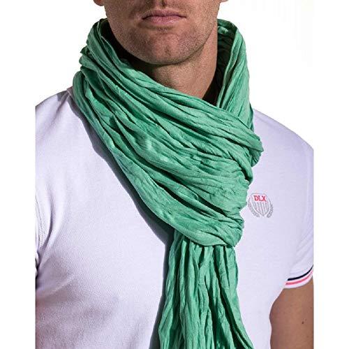 Doux Tendance Écharpe Homme Fluo Vert Couleurs Foulard Unie 30 Couleur Très Chèche Top Accessoire Et Long 1fTqwx0BT