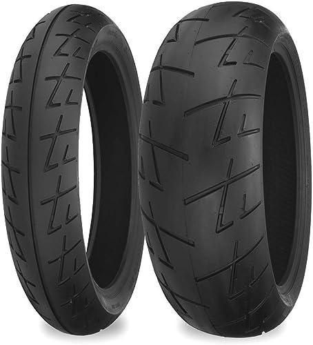 Shinko 87-4041 Tire 009 Raven Front 120/70Zr17 58W Radial