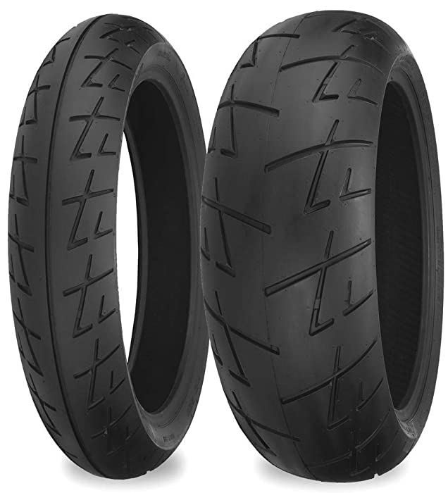 Top 9 2000 Kawasaki Ninja 250R Tires