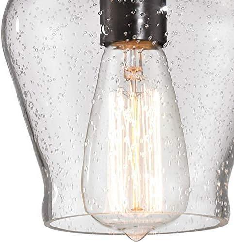 ELK Lighting 60066-1 Menlow Park Collection 1 Light Mini Pendant