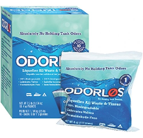 Odorlos Holding Tank Treatment Pre Measure product image