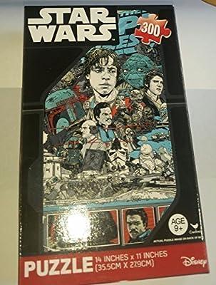 Star Wars Disney 300 Piece Jigsaw Puzzle. Agr 9+ Group