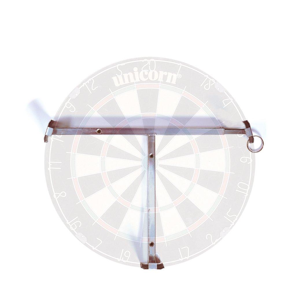 UNICORN T BAR DELUXE DARTBOARD WALL CLAMP BRACKET
