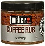 chili brick - Weber Coffee Rub 12.5 oz.