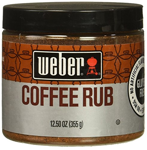 Weber Coffee Rub 12 5 oz