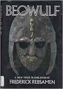 Amazon Com Beowulf A Verse Translation 9780064384377 border=