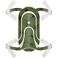 Skin For ZEROTECH Dobby Pocket Drone – Molon Labe | MightySkins Protective, Durable, and Unique Vinyl Decal wrap cover | Easy To Apply, Remove, and Change Styles | Made in the USA