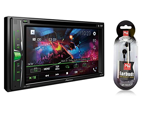 (Pioneer in-Dash Double DIN 6.2
