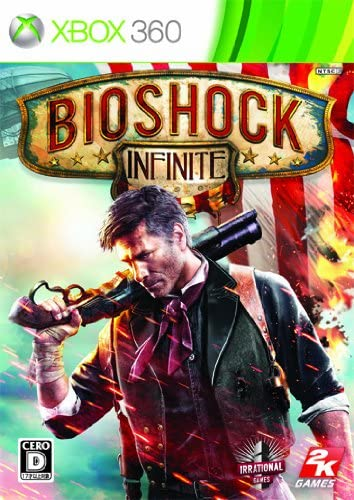 Bioshock Infinite(xbox360)