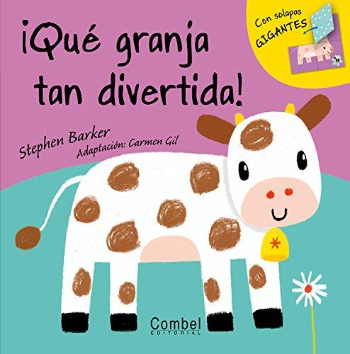 ¡Que granja tan divertida! (Flip Flap) (Spanish Edition) (Tapa Dura)