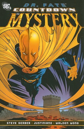 Read Online Dr. Fate: Countdown to Mystery pdf