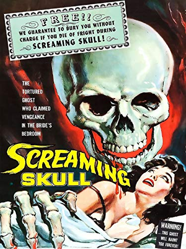 Screaming Skull -
