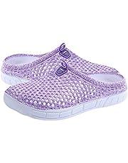 Momangel Kadın Oyuk Düz Renk Kaymaz Terlikler Moda Terlikler Sökülebilir Mop Ayakkabıları Kaymaz Düz Sandaletler Parmak Arası Terlik Günlük Terlik Plaj Ayakkabısı
