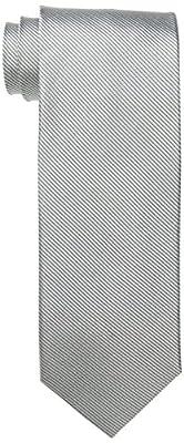 Bruno Piattelli Men's Big & Tall Extra-Long Solid Silk Tie