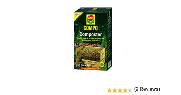Compo 1721612011 Composter 2 Kg, 32x18.399999999999999x7.65 ...