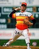 """Nolan Ryan Houston Astros MLB Action Photo (Size: 8"""" x 10"""")"""
