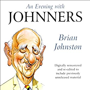 An Evening with Johnners Audiobook