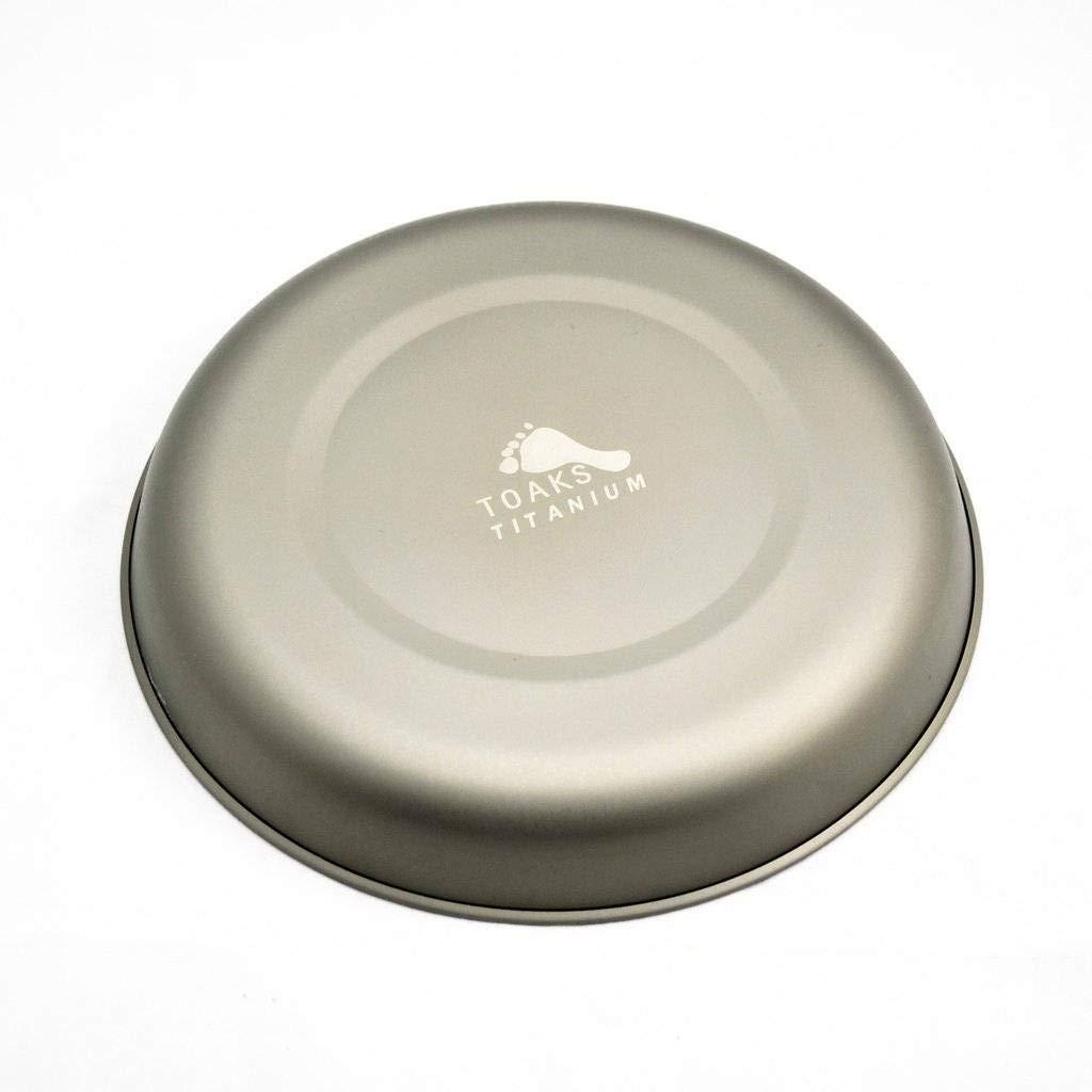 TOAKS Titanium D190mm Plate