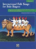 International Folk Songs for Solo Singers, , 0739020129