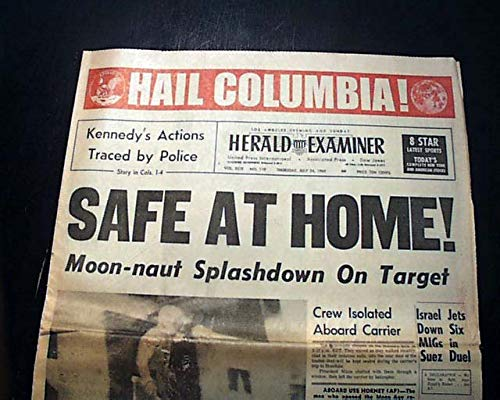 Image result for the return and splashdown of apollo 11