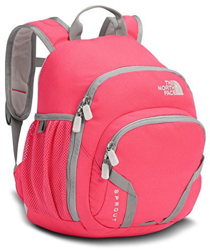 Northface Sprout Backpack Honeysuckle Pink Purdy Pink