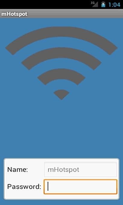 mHotspot ( Free Wifi Hotspot)