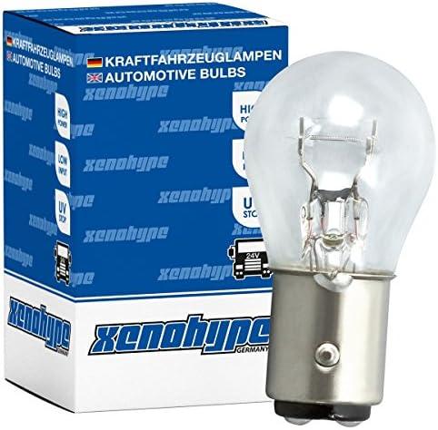 P21 5w Xenohype Premium Bay15d 24 V 21 5 Watt Lkw Kugellampe Auto