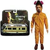 Breaking Bad Gift Set - Bounder RV Die Cast and Talking Walter White Figure