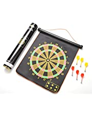 United Sports A8253 Classic Magnetic Dartboard Sports and Game Toys, Black
