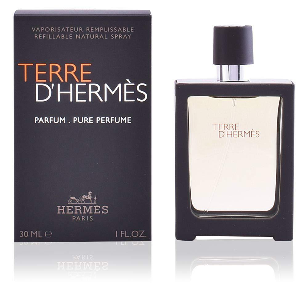 Terre Ml Pure D'hermès Rechargeable Parfum Vaporisateur Hermes 30 ED2IWH9