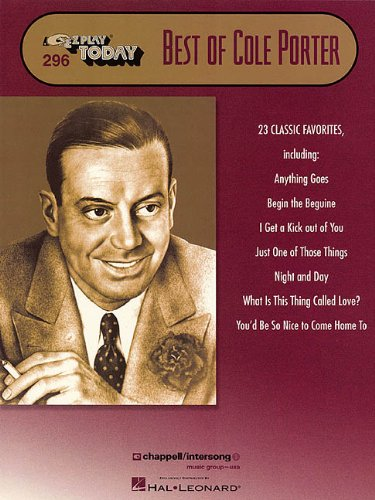 Best of Cole Porter: E-Z Play Today Volume 296