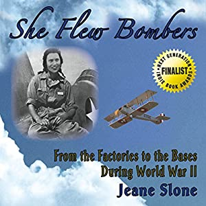 She Flew Bombers Audiobook