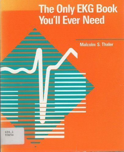 Download The Only Ekg Book Youll Ever Need Book Pdf Audio Id 67162x7