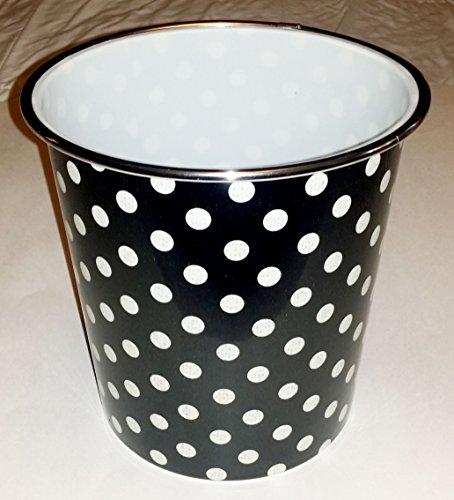 White Floral Basket - 5