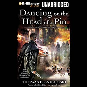 Dancing on the Head of a Pin Audiobook