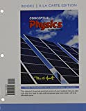 Conceptual Physics, Books a la Carte Edition & Modified MasteringPhysics with Pearson eText -- ValuePack Access Card -- for Conceptual Physics Package 1st Edition