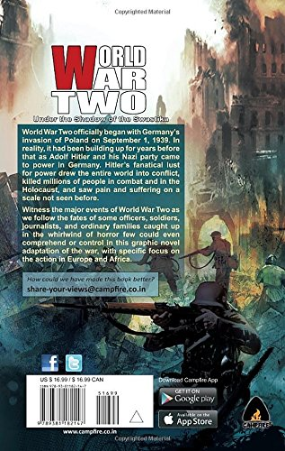 World war two under the shadow of the swastika campfire graphic world war two under the shadow of the swastika campfire graphic novels amazon harry styles 9789381182147 books sciox Gallery