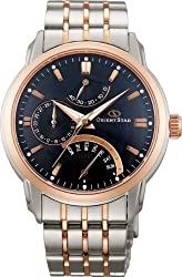 [Orient] Orient Star Watch Orient Star Classic Classic Men's Retrograde Wz0021de