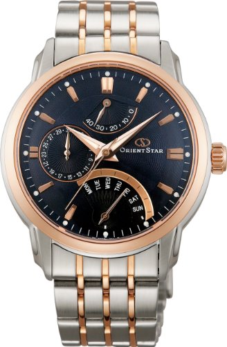 [Orient] Orient Star Watch Orient Star Classic Classic Men's Retrograde Wz0021de