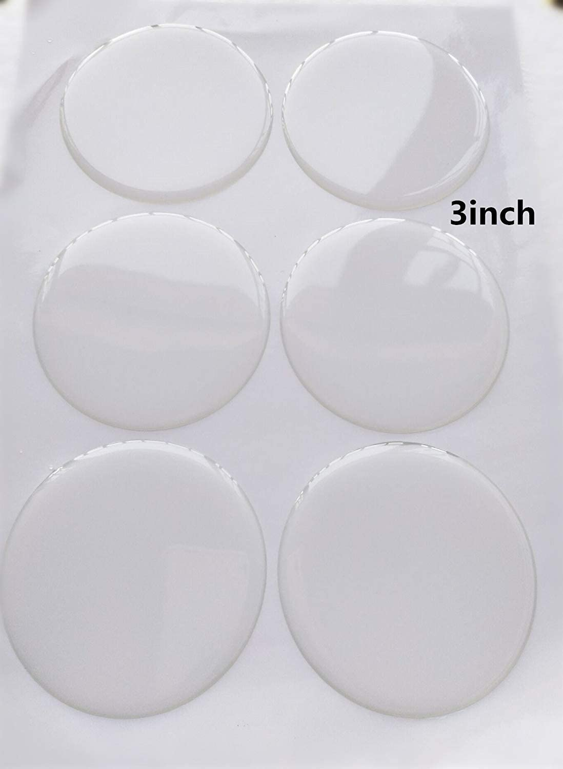 Square Resin Domes Dots Free Shipping Square Epoxy Stickers