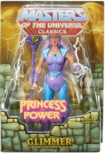 - Masters of The Universe Classics Glimmer Princess of Power Action Figure Matty
