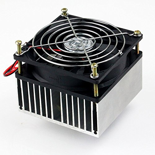 Huhushop(TM) DIY Thermoelectric Refrigeration Semiconductor Cooling System Cooler fan Kit by Yosoo (Image #5)