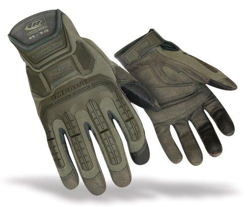Impact SplitFit Mechanic's Gloves - Camo, XLarge