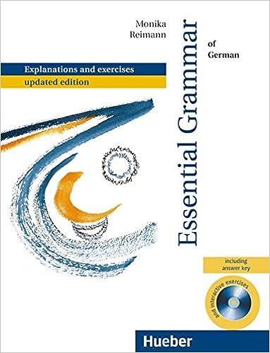 Reimann, Monika : Essential Grammar of German, m  CD-ROM: M  Reimann