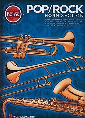 (Pop/Rock Horn Section - Transcribed Horns by Hal Leonard Publishing Corporation (Creator) (4-Nov-2011) Paperback)