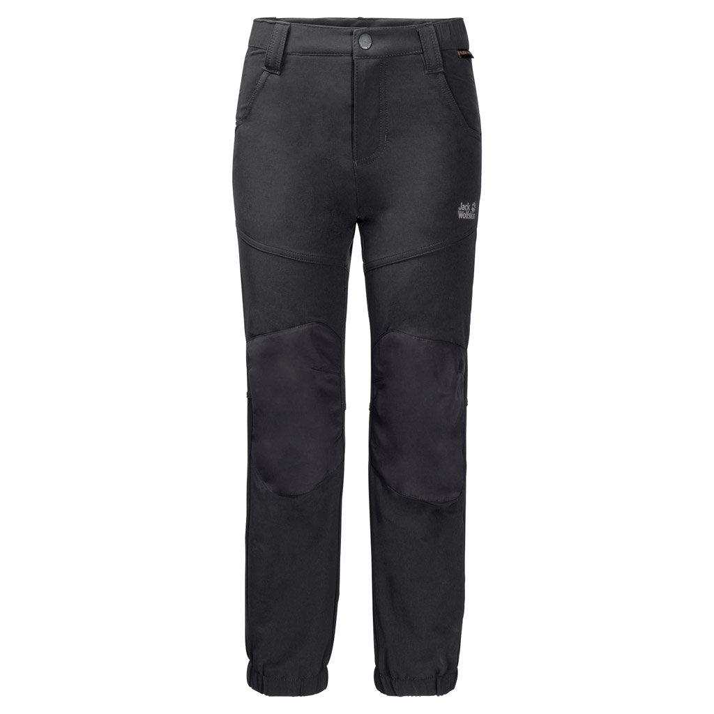 Jack Wolfskin Rascal Winter Pants, Black, Size104(3-4)
