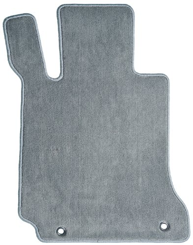 GG Bailey D2436A-F1A-GY Front Set Custom Mats for Select Toyota Camry Hybrid Models - Nylon Fiber (Grey)
