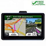 GPS Navigation for Car, 7 Inch Car GPS Updated LCD Touch Screen GPS
