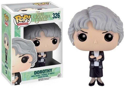 Funko POP! Television: The Golden Girls Vinyl Figure - Dorot